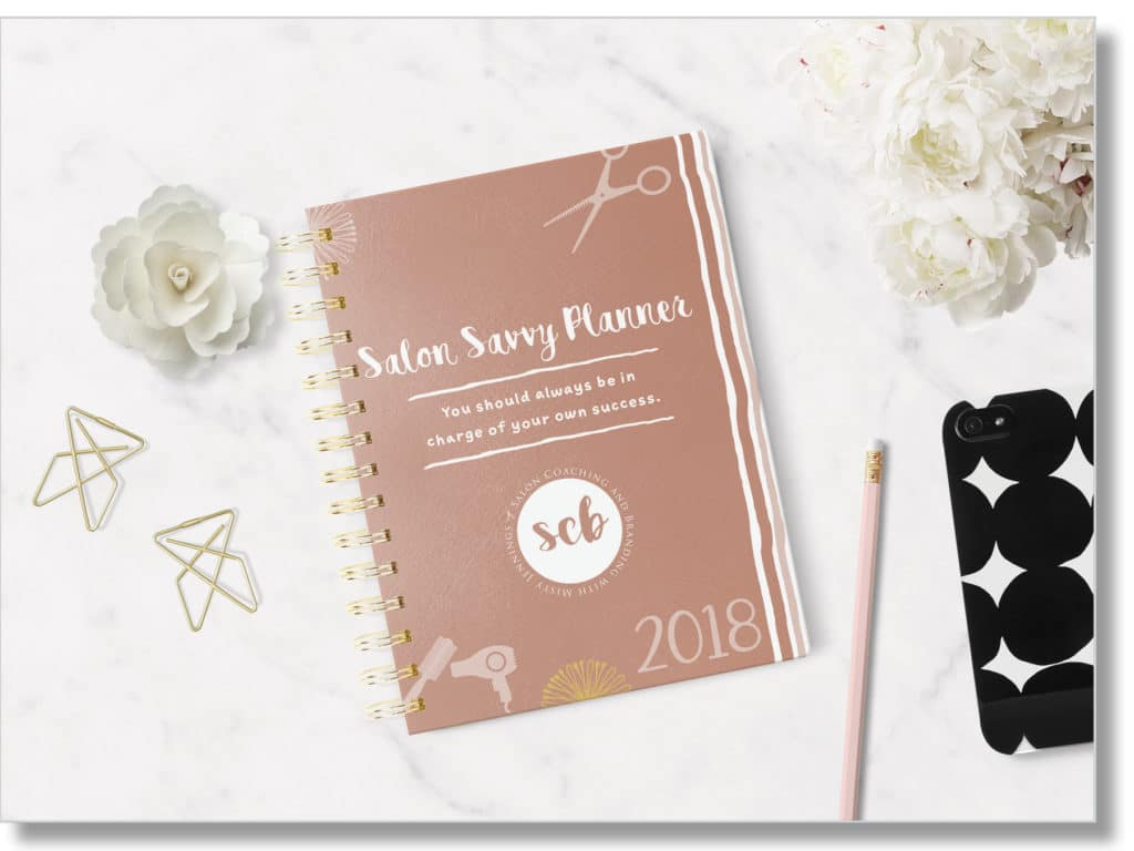 cover of planner