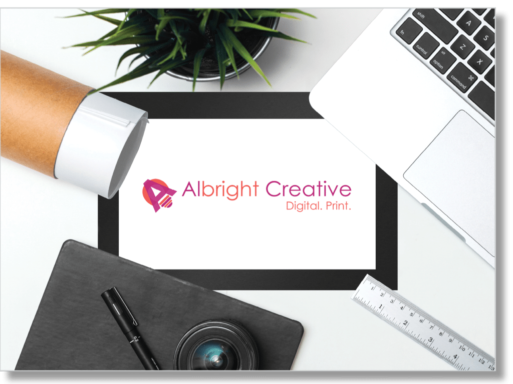 albright creative logo