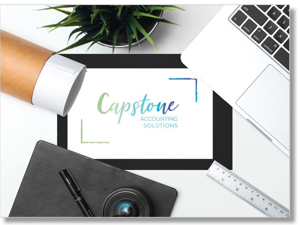 Logo design for Capstone Accounting