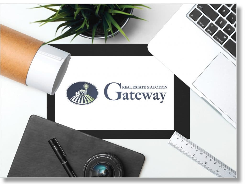 Gateway Real Estate and Auction Logo
