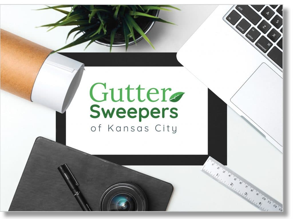 Logo for Gutter Sweepers of Kansas City