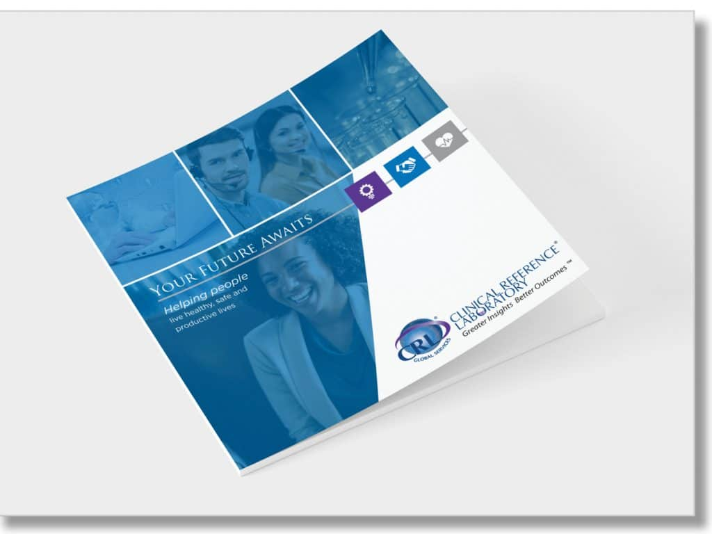 Recruitment Brochure (square size)