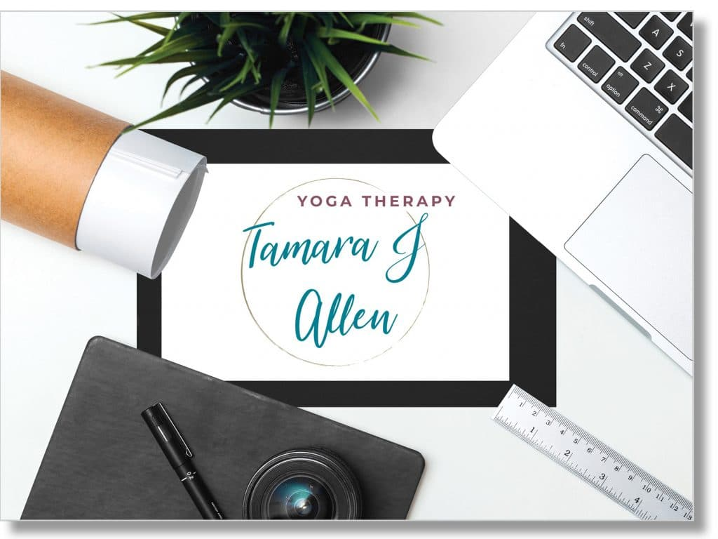 Yoga therapy logo