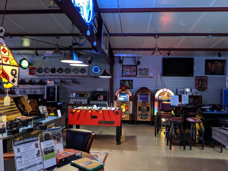 KD Gameroom Supply Warehouse image
